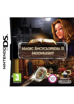 Magic Encyclopedia - Moon Light (Nintendo DS)