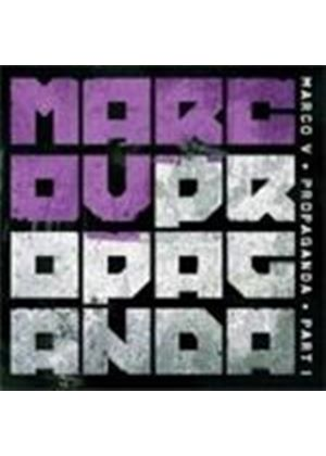 Marco V - Propaganda (Music CD)