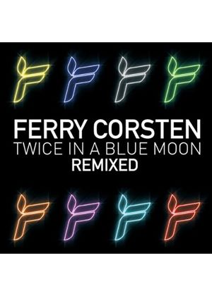 Ferry Corsten - Twice In A Blue Moon (Music CD)