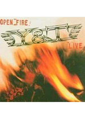 Y&T - Open Fire (Music CD)