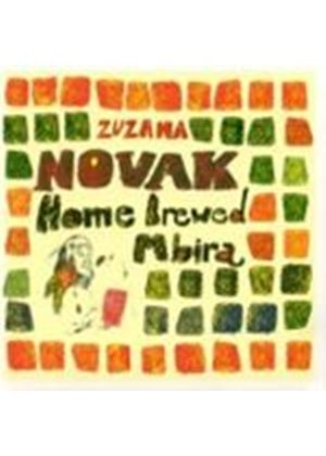 Zuzana Novak - Home Brewed Mbira (Music CD)