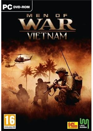 Men Of War: Vietnam (PC)