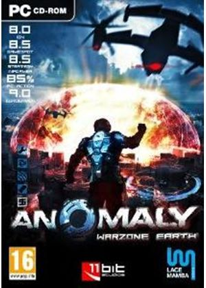 Anomaly - Warzone Earth (PC)