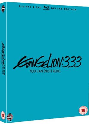 Evangelion 3.33: You Can (Not) Redo - Limited Edition Combo Pack