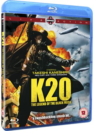 K-20 - The Legend Of The Black Mask (Blu-Ray)