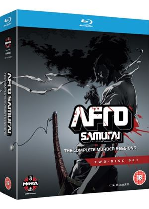 Afro Samurai - Complete Murder Sessions (Blu-ray)