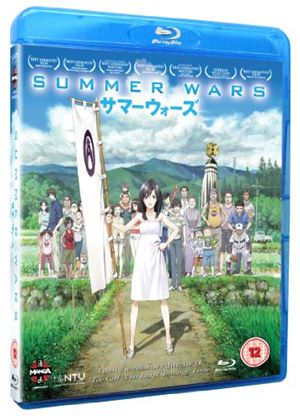 Summer Wars (Blu-Ray)