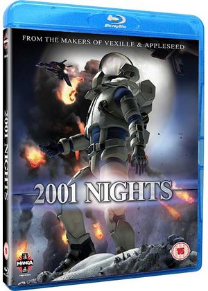 2001 Nights (Funihiko Sori's TO) (Blu-Ray)