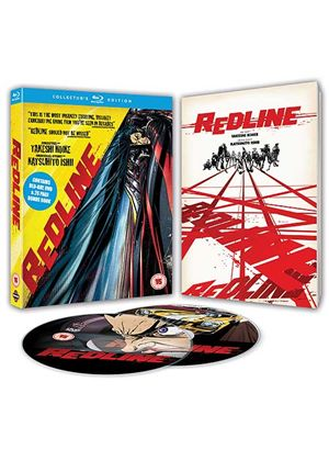 Redline - Double Play (Blu-ray + DVD)