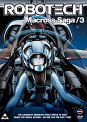 Robotech - Macross Saga - Vol. 3 (Two Discs)
