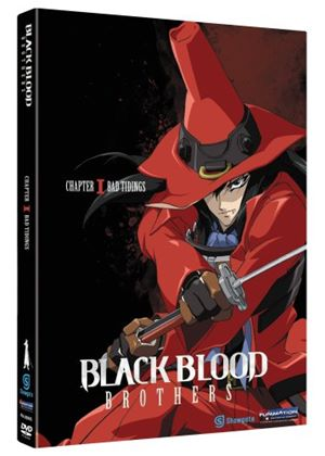 Black Blood Brothers - Series 1 Vol.1