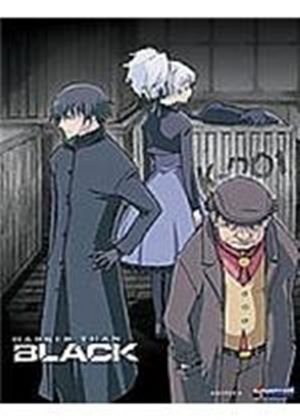 Darker Than Black Vol.1-2