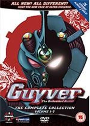 Guyver - The Bioboosted Armor Collection