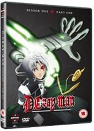 D Gray Man - Series 1 Part 1