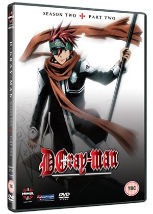 D. Gray Man Series 2 Vol. 2