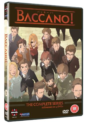 Baccano - The Complete Collection