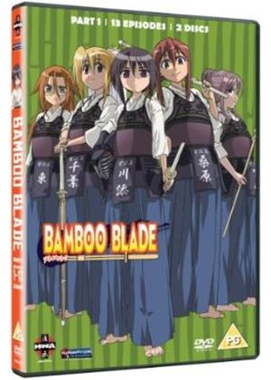 Bamboo Blade - Series 1 Part 1