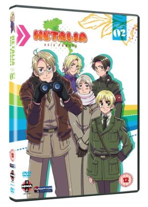 Hetalia Axis Powers - Complete Series 2