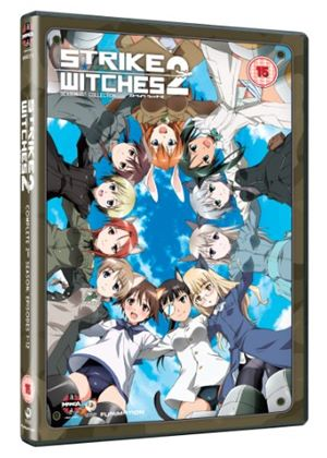 Strike Witches - Series 2 - Complete