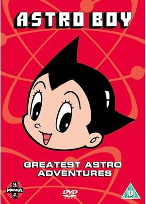 Astro Boy - Greatest Astro Adventures (Animation)
