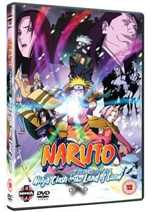 Naruto The Movie - Ninja Clash In The Land Of Snow