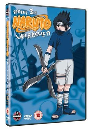 Naruto Unleashed - Series 3 Vol.1