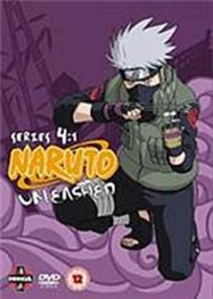 Naruto Unleashed - Series 4 Vol.1