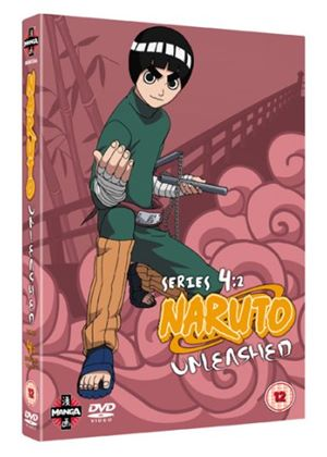 Naruto Unleashed - Series 4 Vol.2