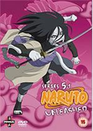 Naruto Unleashed - Series 5 Vol.1