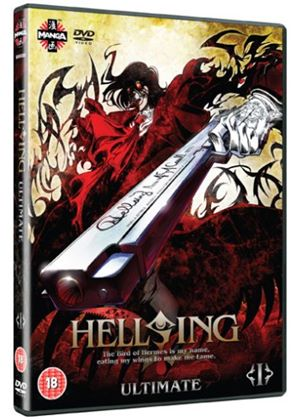 Hellsing Ultimate Vol.1