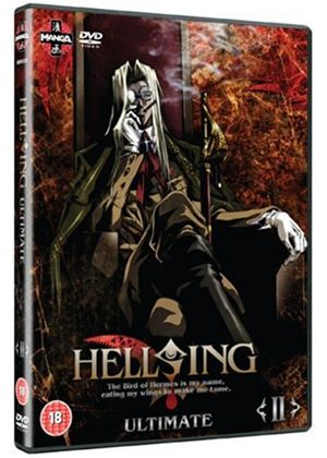 Hellsing Ultimate Vol.2