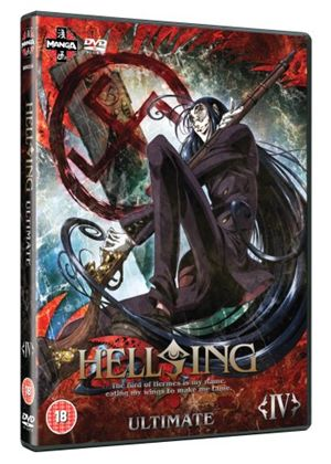 Hellsing Ultimate Vol.4