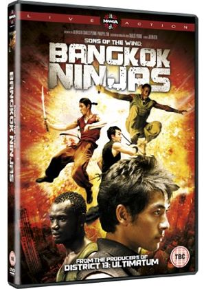 Sons Of The World - Bangkok Ninjas