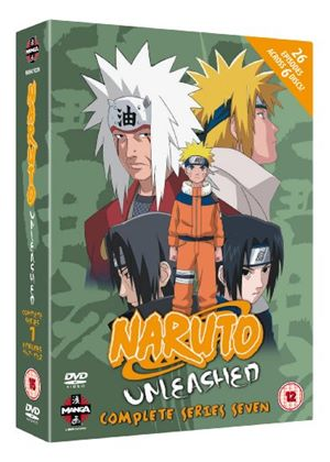 Naruto Unleashed - Series 7