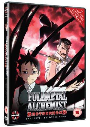 Full Metal Alchemist Brotherhood: Part 5