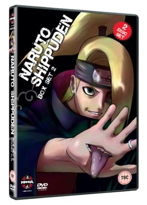Naruto - Shippuden: Collection - Volume 2