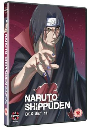 Naruto Shippuden - Box Set 11 (Episodes 127-140)