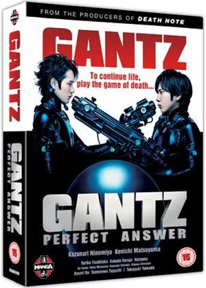 Gantz / Gantz - Perfect Answer Movie Double Pack