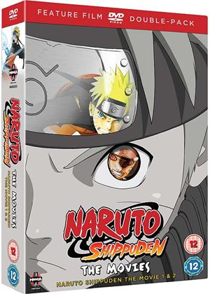 Naruto The Movie 1 & 2 Double Pack