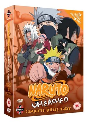 Naruto Unleashed - Series 3