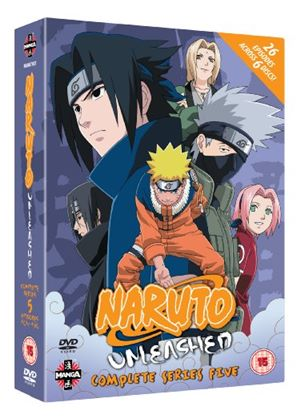 Naruto Unleashed - Series 5
