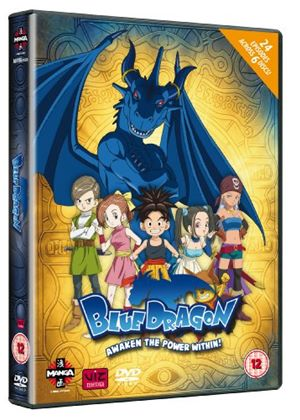 Blue Dragon - Series 1