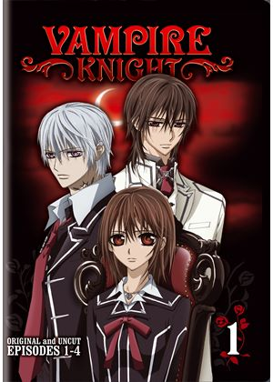 Vampire Knight Vol 1 (Episodes 1-4)