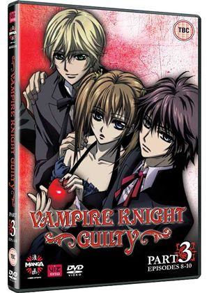 Vampire Knight Guilty Vol.3