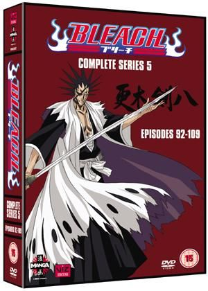 Bleach - Complete Series 5 (Episodes 92-109)