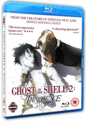 Ghost In The Shell 2 - Innocence (Blu-Ray)
