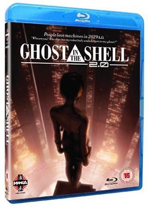 Ghost In The Shell 2.0 Redux (Blu-Ray)