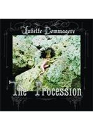 Juliette Commagere - Procession, The (Music CD)