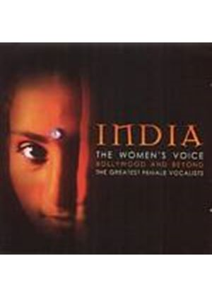 Various Artists - India - The Womens Voice: Bollywood And Beyond (Music CD)