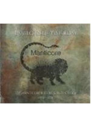 Various Artists - Envelopes Of Yesterday (The Manticore Records Anthology 1973-1976) (Music CD)